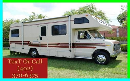 Photo For sale is my 1990 motorhome cer drz400. 67000miles. Runs good. - $1,600 (((((Easthton))))