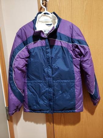 Photo Girl39s columbia jacket - $10 (Deer River, MN)