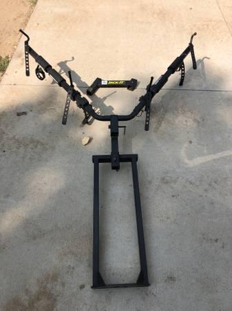 Photo Lippert Bike Wing Bike Rack - $150 (Backus)