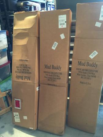 Photo Mud Buddy Fast Grass Boat Blind - $350 (Pine River, MN)