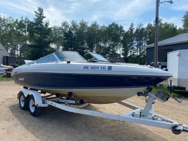 Photo Runabout Boat for Sale - $5,950 (Whitefish Chain  Trout Lake)