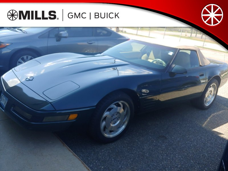 Photo Used 1994 Chevrolet Corvette Convertible for sale