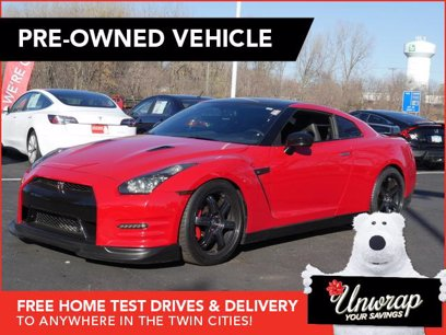 Photo Used 2013 Nissan GT-R Premium for sale
