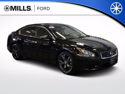 Photo Used 2014 Nissan Maxima 3.5 SV w Sport Package for sale
