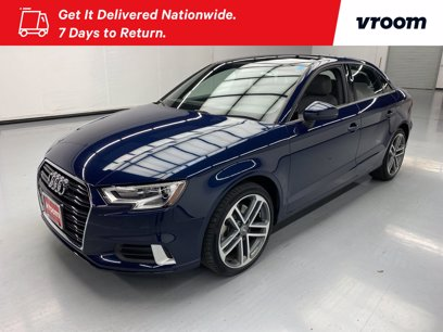 Photo Used 2017 Audi A3 2.0T Premium Sedan for sale