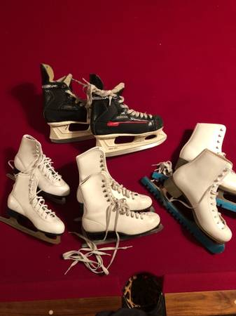 Photo Used Ice Skates $15 - $60 (Crosslake Mn)