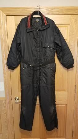 Photo Vintage snowmobile suit - $50 (Nisswa)
