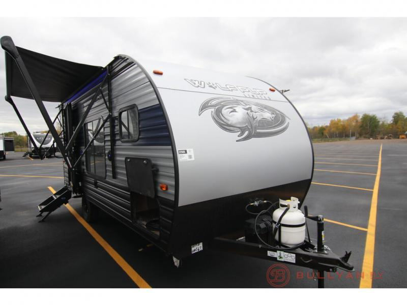 Photo 2021 Forest River Rv Cherokee Wolf Pup 16HE $ 23337