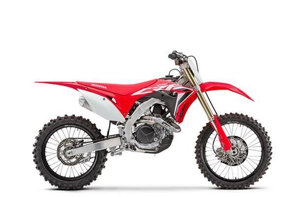 Photo 2020 Honda CRF450R $9399