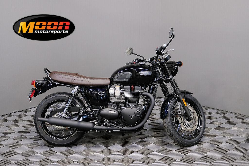 Photo 2020 Triumph Bonneville T120 Black Jet Black $10990