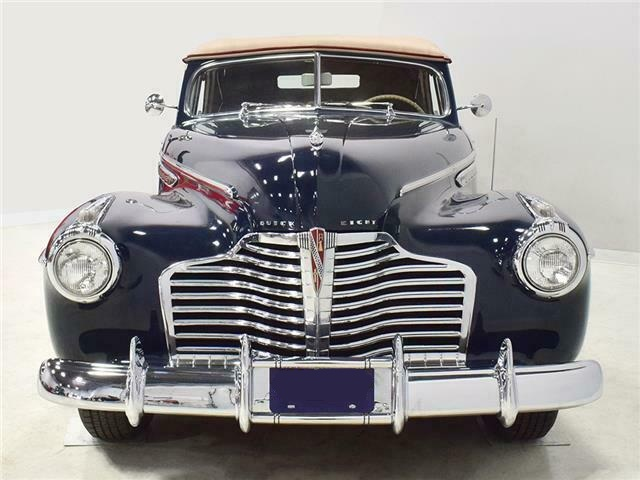 Photo 1941 Buick Roadmaster 71C