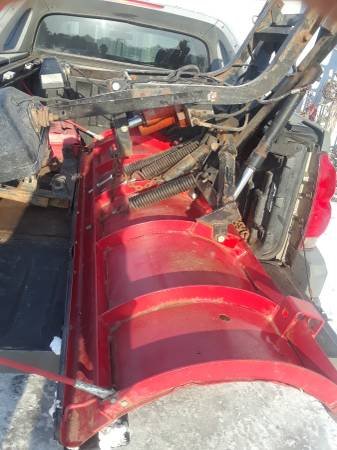 Photo western plow snow plow - $2000 (St.micheal)
