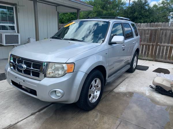 Photo 08 Ford Escape AWD - $3,495 (Brownsville)