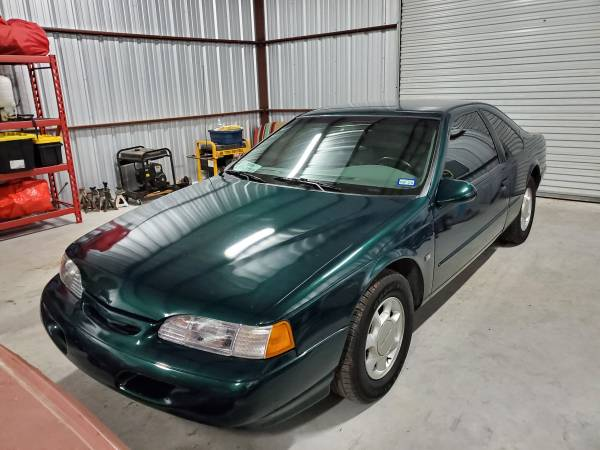 Photo 1995 Ford Thunderbird lx - $5,000 (Rio Hondo)