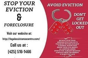 Photo $1 Don39t get locked out - stop eviction we can help call us