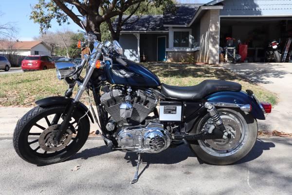 Photo 2003 Harley-Davidson XL1200 Custom 100th Anniversary Sportster - $6,000 (Leon Valley)