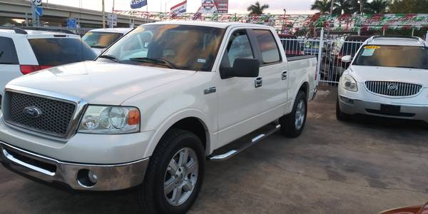 Photo 2007 Ford F150- Lariat - $6,300 (Brownsville)
