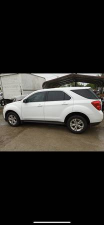 Photo 2012 CHEVY EQUINOX - $5,800 (7195 PAREDES LINE RD)