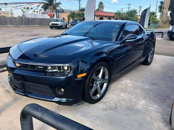 Photo 2014 CHEVROLET CAMARO LT RS PACKAGE..ONE OWNER, ONLY 71K MILES NICE - $1 (BROWNSVILLE, TX)