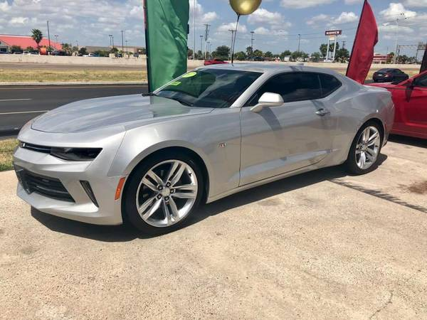 Photo 2017 CHEVROLET CAMARO RALLY SPORT..15K MILES, ONE OWNER,UNDER WARRANTY - $1 (BROWNSVILLE, TX)
