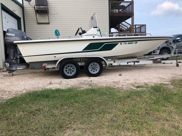 Photo 21 ft Skeeter Bay Pro boat - $9,500 (1499 Gulf Drive)