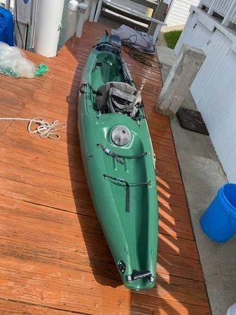 Photo 2 Kayaks 12 ft - $6 (Port Isabel)