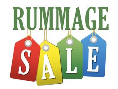 Photo Church Rummage Sale (San Marcos, TX)