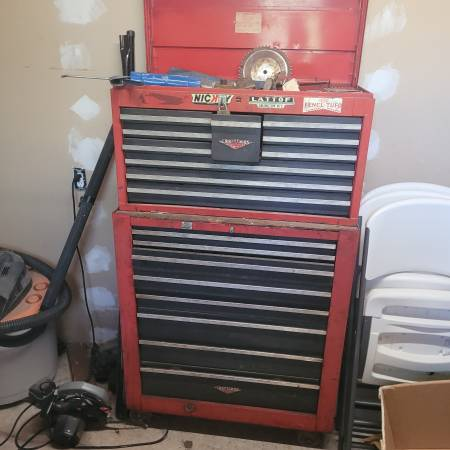 Photo Craftsman tool chest - $1,500 (Harlingen)