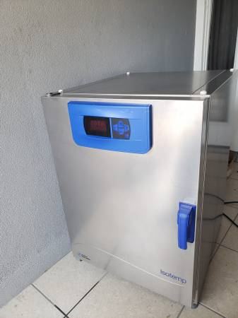 Photo Fischer Scientific Incubator - $800 (Edinburg)