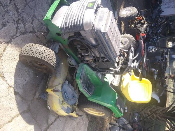 Photo John Deere Tractor Gt345 - $950 (SanBenito)