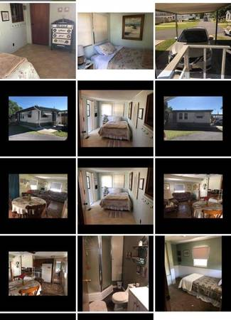 Photo Mobile home (Brownsville)