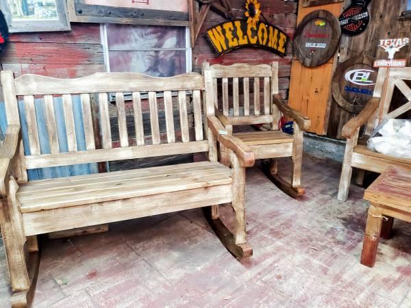 Photo Rustic Furniture - $1,111 (N 281 Edinburg)