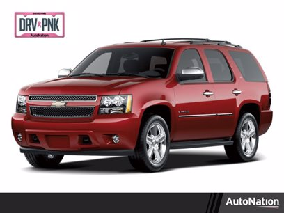 Photo Used 2009 Chevrolet Tahoe 2WD LT w Texas Edition for sale