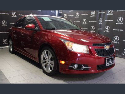 Photo Used 2013 Chevrolet Cruze LTZ w RS Package for sale