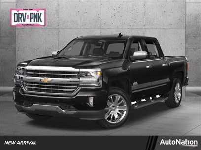Photo Used 2017 Chevrolet Silverado 1500 High Country for sale