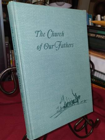 Photo Vintage The Church of our fathers (Young adult library) - $5 (Kostoryz, The Book Guy)