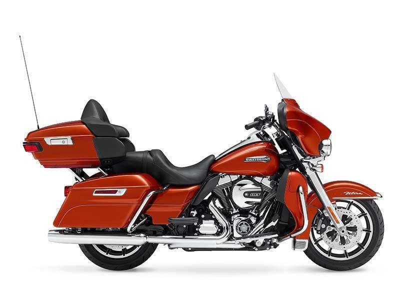 Photo 2014 Harley-Davidson Electra Glide Ultra Classic $14999