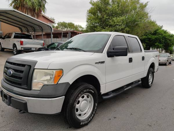 Photo FORD F-150  4X4  SEMI NEW TIRES  NO RUST $$ 7,990 CASH $$$ - $7,990 (1193 INTERNATIONAL BLVD BROWNSVILLE TX)