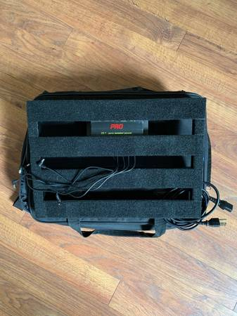 Photo pedaltrain classic jr w 1spot cs7 - $150 (San Antonio)