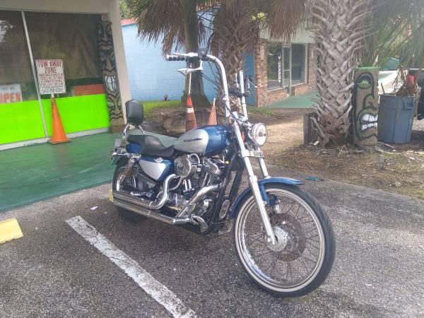 Photo 05 Harley Davidson 1200 sportster $4000 - $4,000 (41 Baisden rd.)
