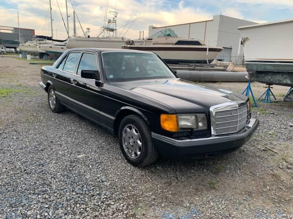 Photo 1991 Diesel Mercedes 350SD - $5,900 (Miami)