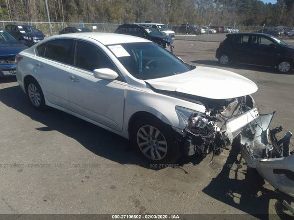 Photo 2002-2015 NISSAN ALTIMA PARTS OR WHOLE WRECKED