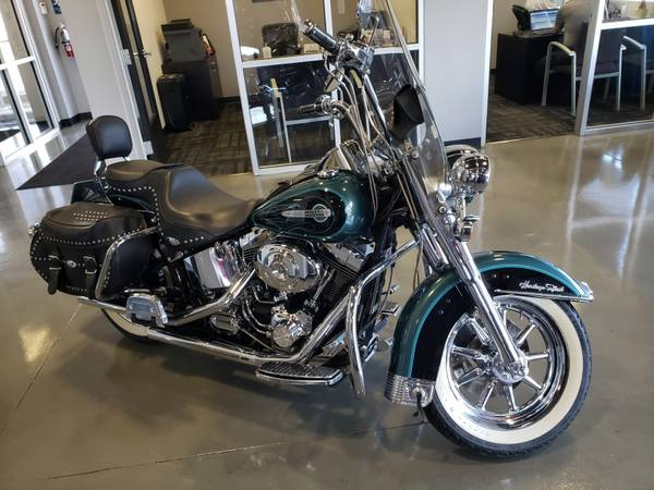 Photo 2002 Harley Davidson Heritage Softail Classic - $5,990 (Jacksonville, FL)