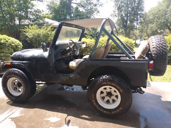 Photo 3982 Jeep CJ5 Renegade - $7200 (Brunswick)