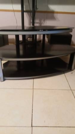 Photo 3 Tier TV Stand(up to 55quot) - $42 (Brunswick)