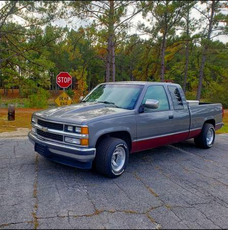 Photo 94 chevy 1500 2wd - $6000 (Midway)