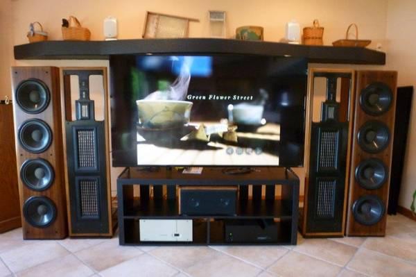 Photo Audio Speakers - Infinity IRS Beta - $9,995
