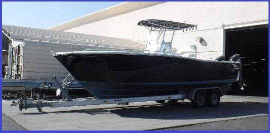 Photo Baja 26 Center Console 2015 Tandem Axle With Disc Brakes And Surge Br - $30180 (Trailer Included)