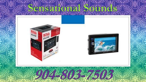 Photo CAR AUDIO 2 DIN DVD PLAYER W BLUETOOTH INSTALLED - $269 (Jacksonville)