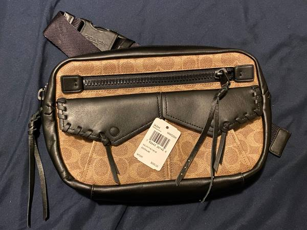 Photo Coach Fanny packutility bag Mens or Women - $150 (Jacksonville)